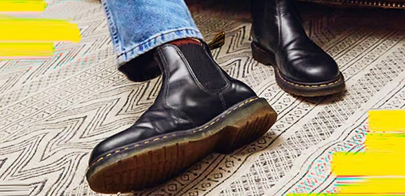dbd55b86f45 DR MARTENS Chaussures